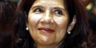 NUEVA MINISTRA DEL AMBIENTE EN BOLIVIA