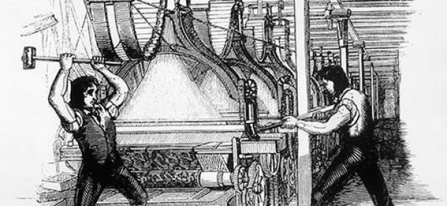 AMBIENTALISMO ACTUAL Y LUDDISMO DEL PASADO: DISTINTOS