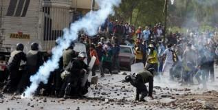 SI SIEMBRAS EXTRACTIVISMOS, COSECHARAS VIOLENCIAS