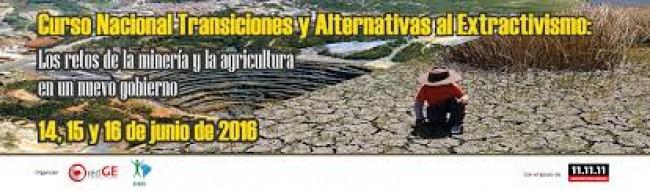 DESARROLLO Y ALTERNATIVAS: CURSO PERU