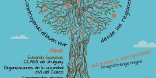 CUSCO: CURSO, TALLERES Y FORO PUBLICO
