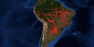 LA INTEGRACION AMAZONIA: OTRA VICTIMA DE LAS LLAMAS