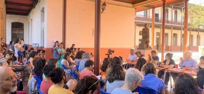 Ambiente y Constituciones: Cumbre Pueblos Chile 2019