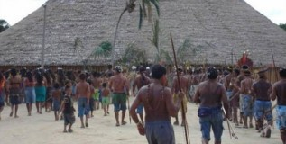 LA NECROPOLITICA LLEGO A LA AMAZONIA