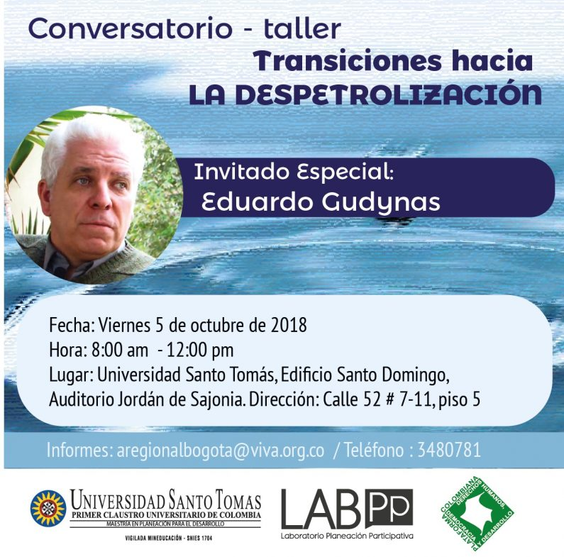 DESPETROLIZACION: LAS TRANSICIONES EN COLOMBIA