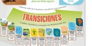 TRANSICIONES EN ENERGIA Y CAMBIO CLIMATICO